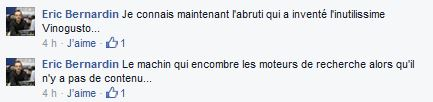 Bernardin Facebook